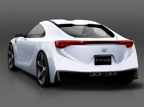 Toyota desvelará un deportivo de lo más ecológico