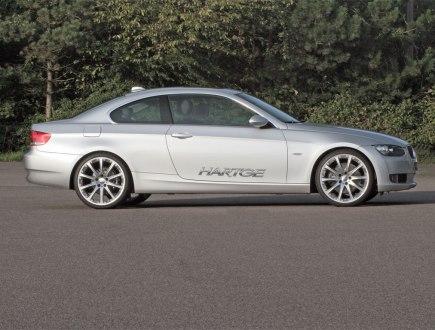 Nuevas fotos del BMW Hartge H50 V10
