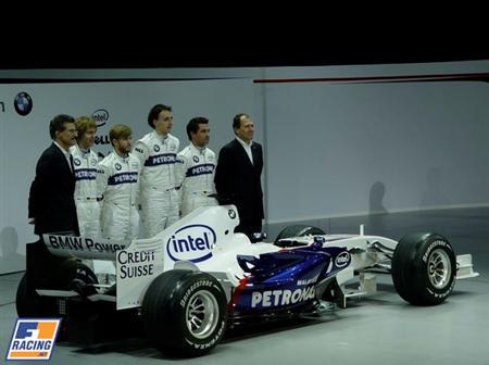 BMW-Sauber Team