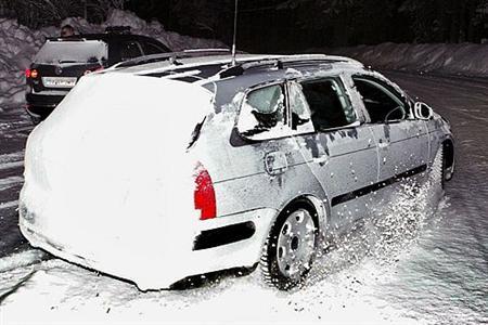 Volkswagen Golf Variant, fotos espía