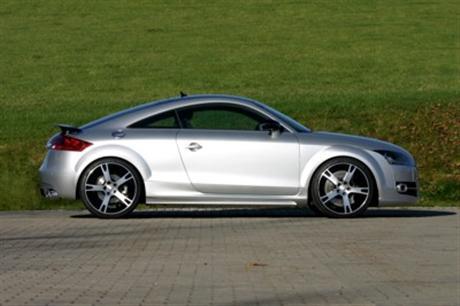 Aún nos queda mucho por ver: Audi TT con gas natural