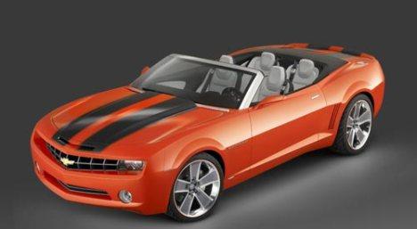 Ya están aquí: Fotos del Chevrolet Camaro Convertible