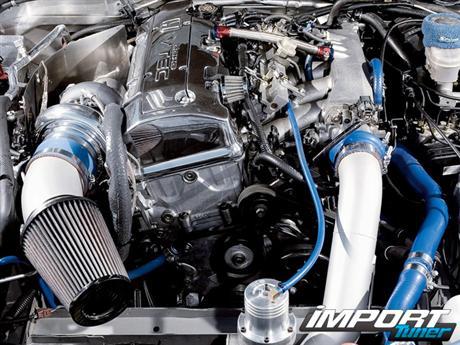 Honda S2000 Turbo, corazón de repuesto no incluido