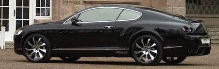 Bentley Continental por GT LEW Design