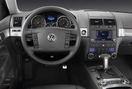 Volkswagen confirma que está trabajando en el Touareg-R