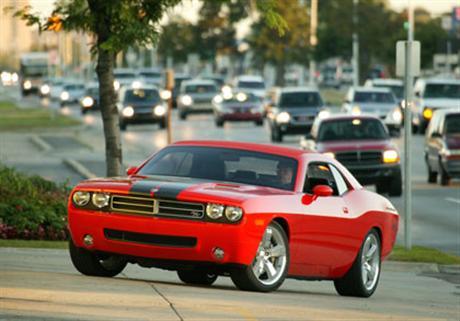 Dodge Challenger, el regreso comenzará en el 2008