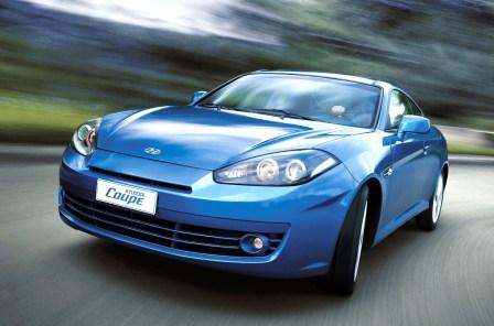 Hyundai Coupe 2007