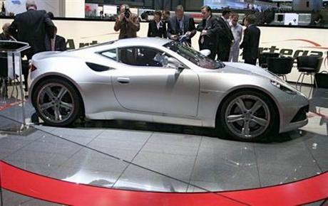 Artega GT, prototipo de deportivo