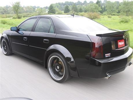 Cadillac CTS-V por Predator