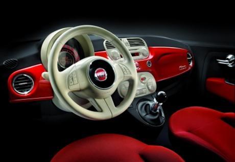 Fotos y datos oficiales del Fiat 500