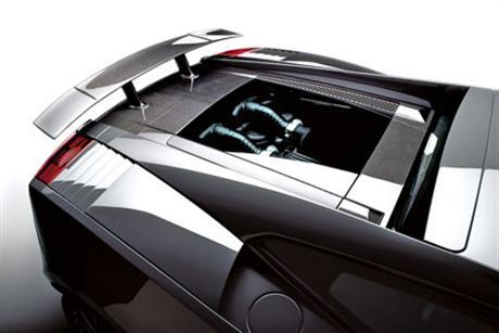 Más fotos del Lamborghini Gallardo Superleggera