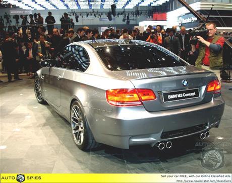 Salón de Ginebra: Fotos BMW M3