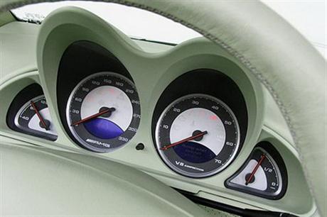 Mercedes Benz SL por FAB Design, impresionante