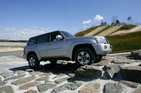 Nissan crea un centro de pruebas off road