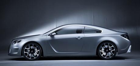 Opel GTC Concept, el Gran Turismo de Opel