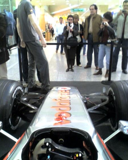 McLaren expuesto 2