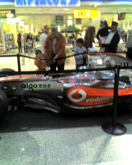 McLaren expuesto 5
