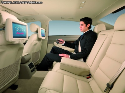 Audi A6L, de momento sólo para China