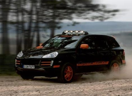 Porsche Cayenne S Transsyberia, retando a Siberia