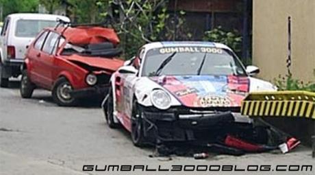 Accidente Gumball 3000