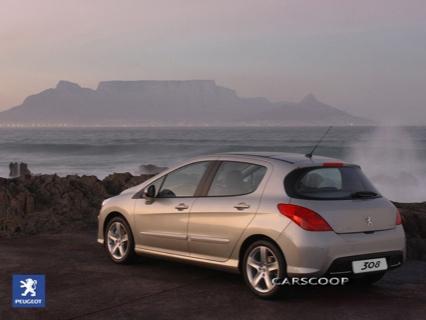 Peugeot 308, primeras imágenes oficiales