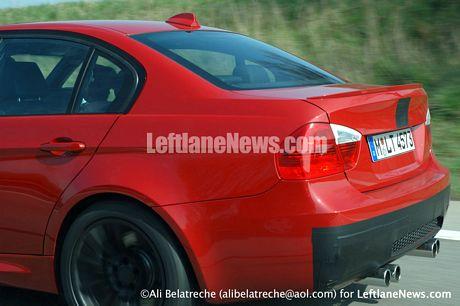 BMW M3 Sedán