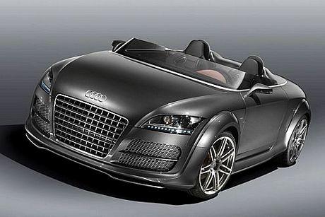 Audi Clubsport Quattro Concept, más datos