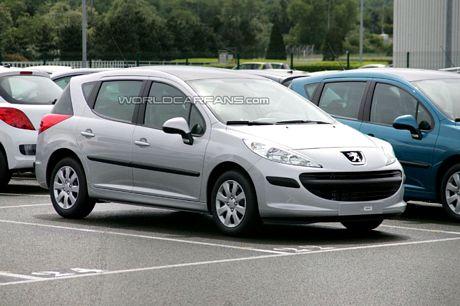 Peugeot 207 SW