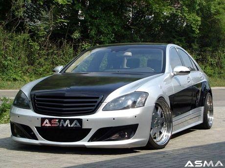 Mercedes Clase S por ASMA, Eagle II