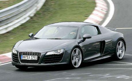Audi RS8, más fotos