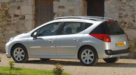Peugeot 207 SW, ya es oficial