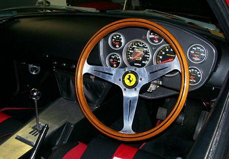 Réplica de Ferrari 250 GTO sobre Nissan 280Z