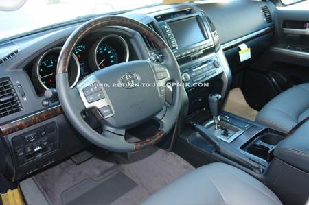 Toyota Land Cruiser 2008, ahora sí, cazado