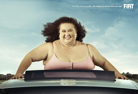 Fiat Stilo anuncio