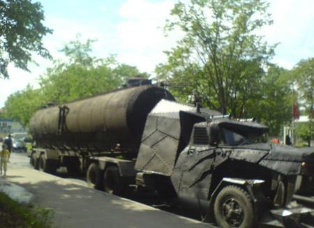 Camión edición Mad Max