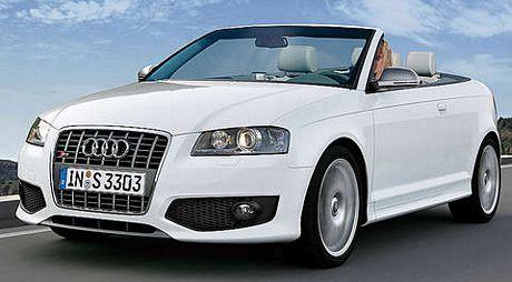 Recreaciones de los futuros modelos de Audi