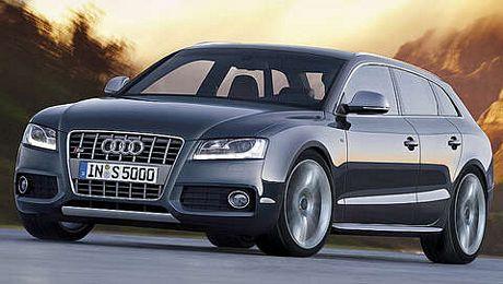 Audi A5 Wagon