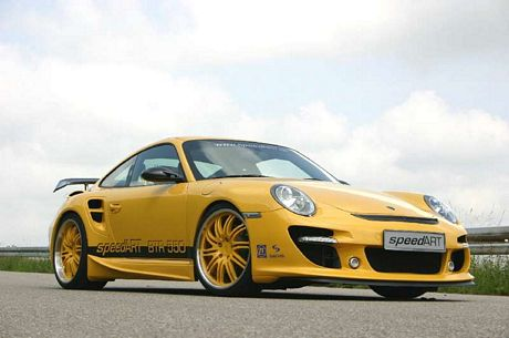 Porsche 997 Turbo SpeedART