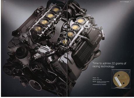 Folleto del BMW M3, revelado