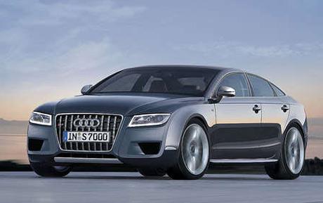 Audi A1 y del A7