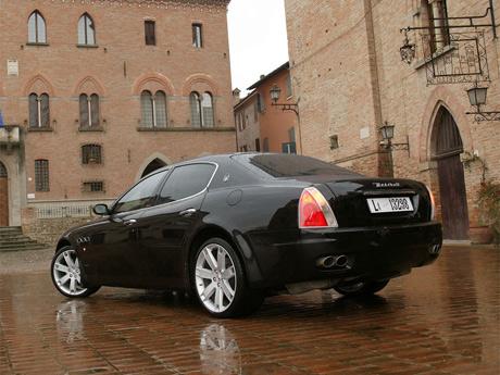 Maserati llama a revisión a 718 nuevos Quattroporte por fallo en la ECU