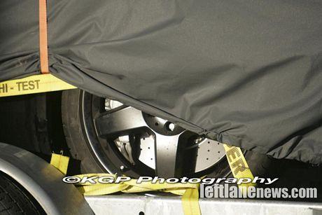 Primeras fotos del Mercedes SLC y de su temible silueta