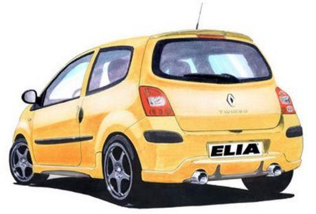 Elia Renault Twingo GT