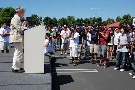 Honda acoge la mayor concentración de S2000 realizada en EEUU