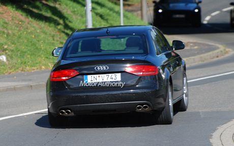 Nuevo Audi S4 al descubierto