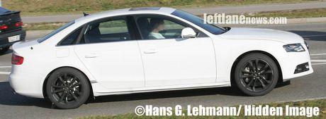 Más fotos espías del Audi S4