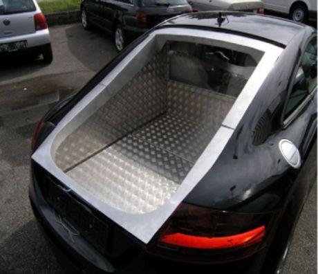 Audi TT Pickup, o cómo idear un nuevo segmento