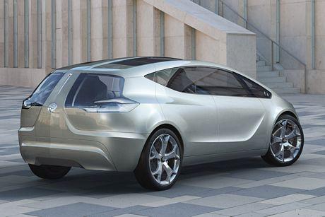 Opel E-Flex concept, el prototipo limpio de Opel para Frankfurt