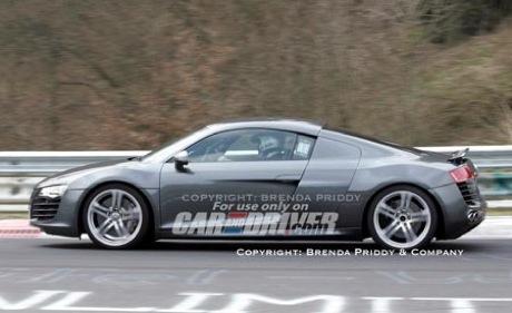 Más especulaciones del Audi R8 V10, ¿homónimo diésel de igual potencia?