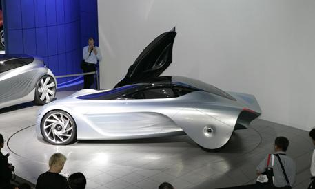 Mazda Taiki Concept, en directo